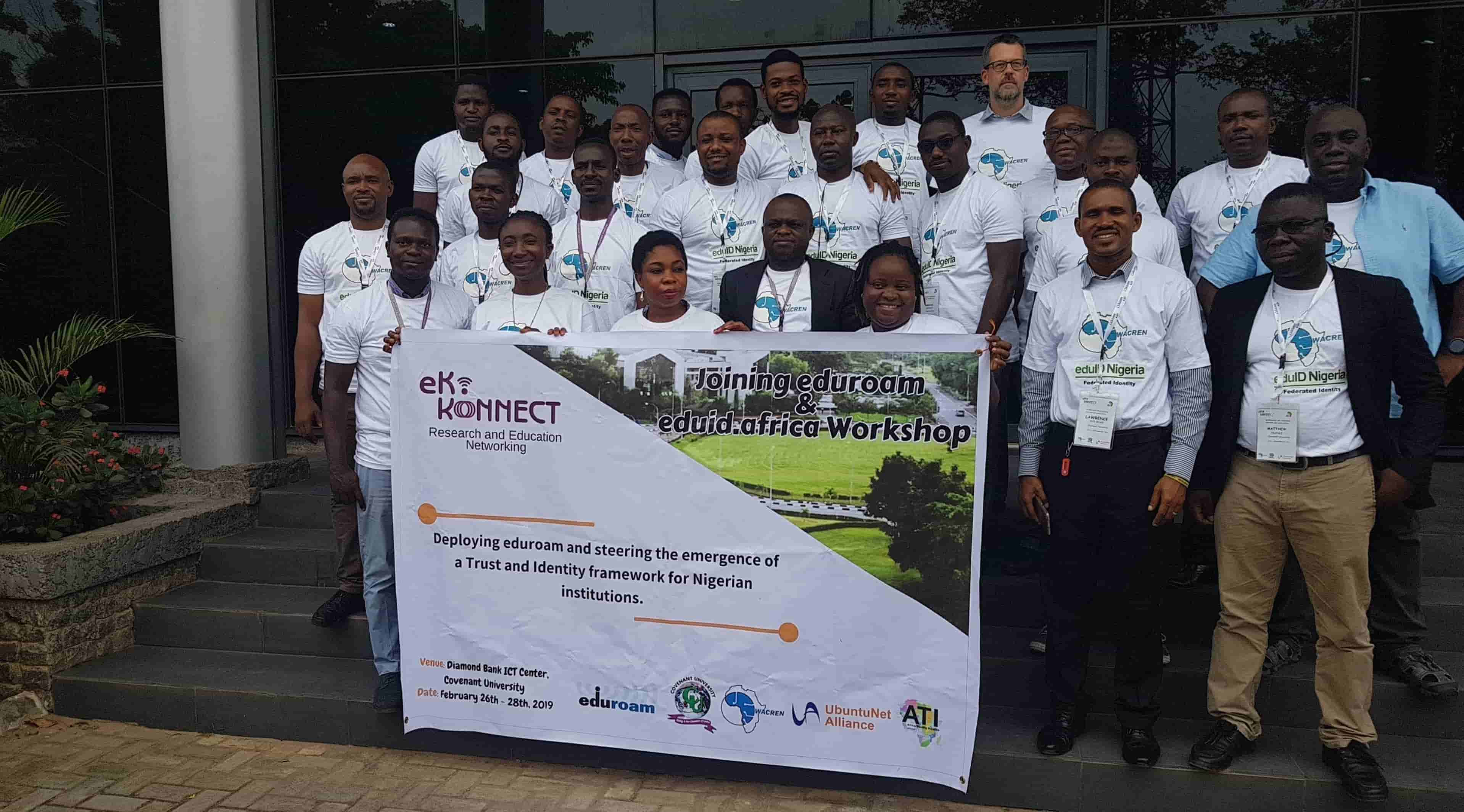 Joining eduID And eduroam Workshop Concludes - Institutions in Nigeria Commence eduroam Deployment