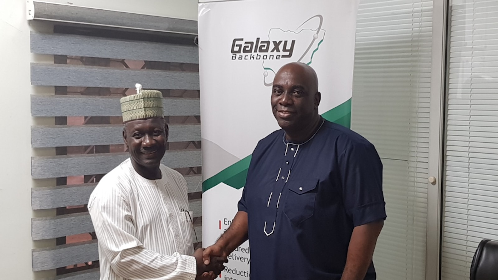 Eko-Konnect and Galaxy Backbone collaborate on a backbone network for Nigerian Research and Education