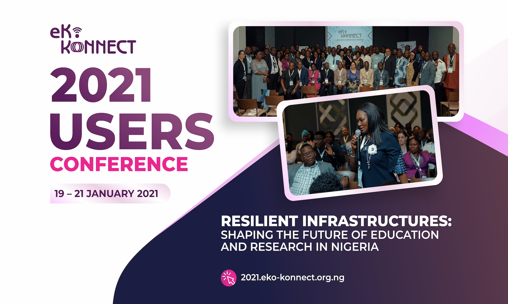 Eko-Konnect's Virtual 2021 User Conference Concludes